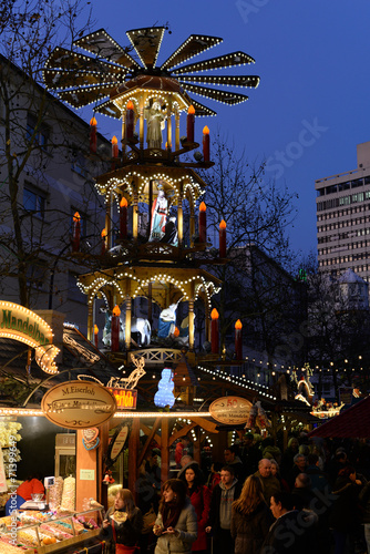 Offenbach Weihnachtsmarkt.Weihnachtsmarkt In Offenbach Stock Photo And Royalty Free Images On