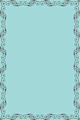 Victorian perfect frame