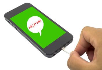 phone Help me