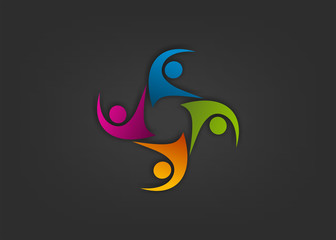 Cross Teamwork logo