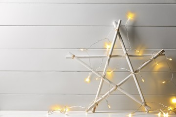 Wall Mural - Christmas decoration
