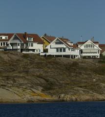 Swedish coastal town