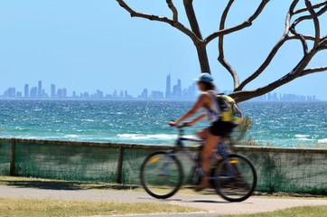Surfers Paradise Skyline - Gold Coast Queensland Australia