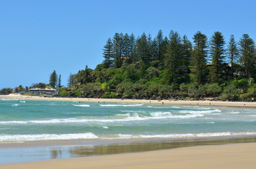 Coolangatta - Gold Coast Queensland Australia