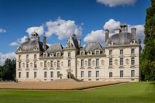 Castle of Cheverny - France