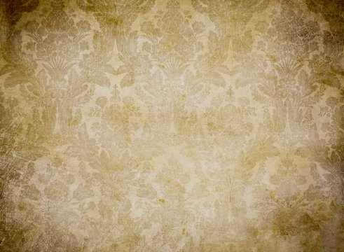 grunge vintage wallpaper pattern background