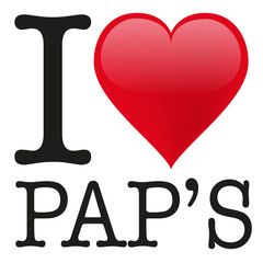 I love Pap's