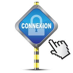 CONNEXION ICON