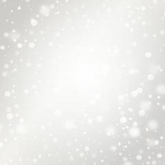 winter landschaft schnee banner grau