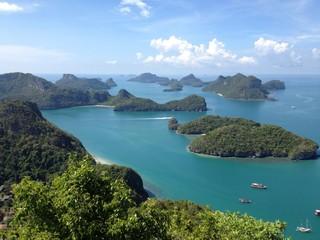 Angthong Islands National Marine Park , Thailand
