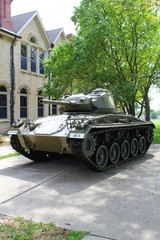 M24 Caffee U.S Army tank