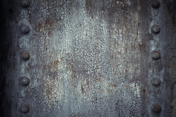 highly detailed image of grunge metal background