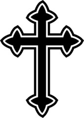 Celtic Cross Icon