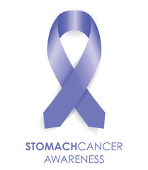stomach cancer ribbon