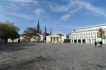 Schlossplatz in Oldenburg