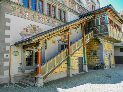 Lindau Rathaus Bodensee