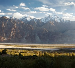 Nubra valley - Indian himalayas - Ladakh