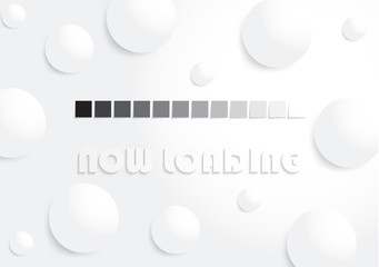 Now loading background