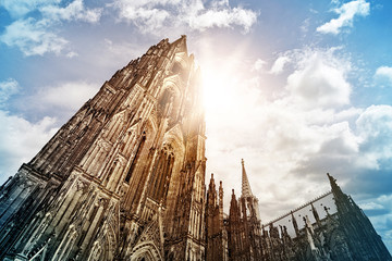 Cologne Cathedral Wall mural