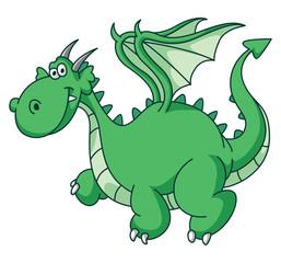 Green Dragon Funny