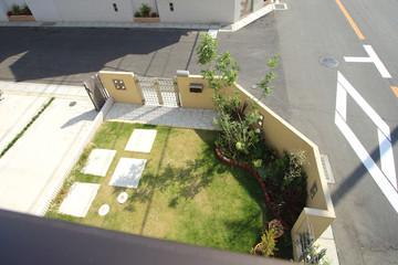 庭と外構イメージ