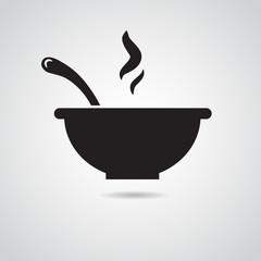 Bowl VECTOR icon.