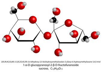 sucrose formula