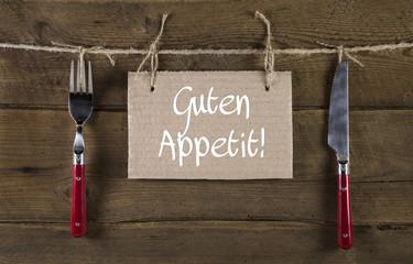 Bayerische Brotzeit: Guten Appetit mit Messer und Gabel