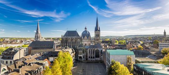 Aachen im Herbst
