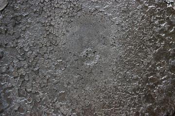 background old porous carbon black