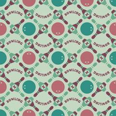 Bowling pattern