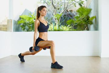 Female indoor fitness b