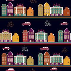 night city pattern