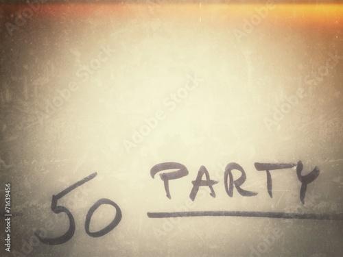 50 Geburtstagskarte Hintergrund Stockfotos Und Lizenzfreie