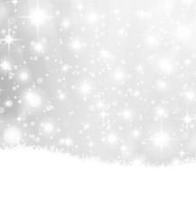 Winter Hintergrund Schnee grau