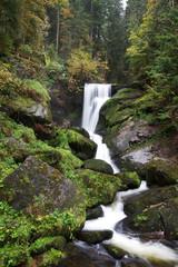 Waterfalls in Triberg - Germany