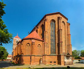 Basillica of St. Peter and St. Paul in Kaunas, Lithuania