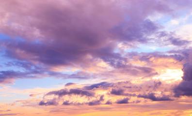 Burning Skies Bright Horizon