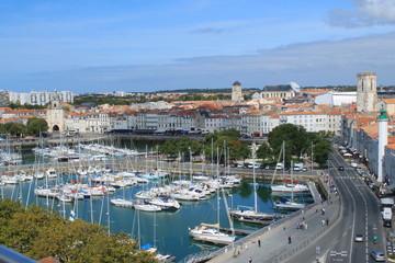 Foto op Aluminium Algerije Vieux Port de La Rochelle, France