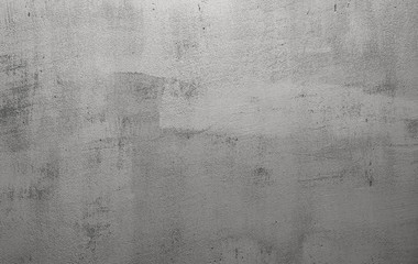 texture of the gray concrete wall