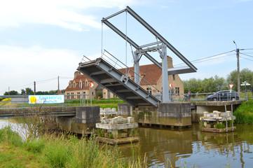 Pont à bascule