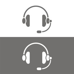 Icono auriculares BN