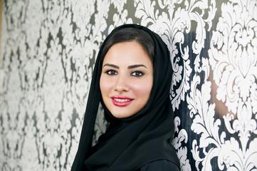 Beautiful Confident Arabian Woman
