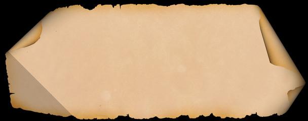 Parchment.Old paper texture.