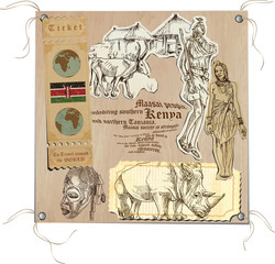 Kenya - Pictures of Life,
