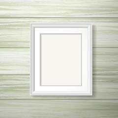 white framework