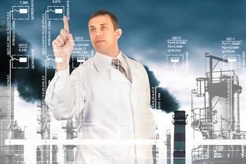 Engineering ecological industrial designing