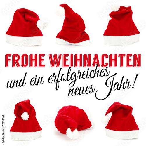 Frohe Weihnachten Und Ein Erfolgreiches Neues Jahr.Frohe Weihnachten Und Eine Gutes Neues Jahr Stockfotos Und