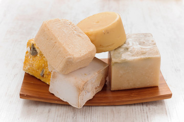 homemade scented soaps