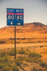 American Interstate I-80